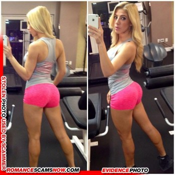 KNOW YOUR ENEMY: Valeria Orsini - Do You Know This Girl? A Favorite Of African Scammers 18
