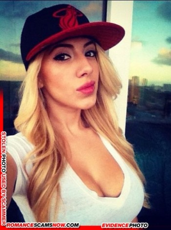 KNOW YOUR ENEMY: Valeria Orsini - Do You Know This Girl? A Favorite Of African Scammers 40