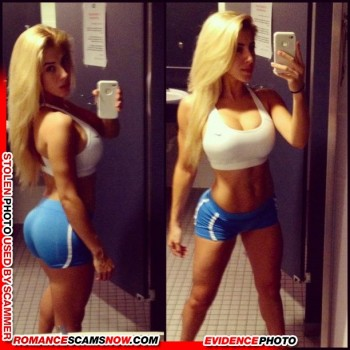 KNOW YOUR ENEMY: Valeria Orsini - Do You Know This Girl? A Favorite Of African Scammers 32