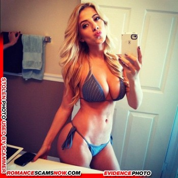 KNOW YOUR ENEMY: Valeria Orsini - Do You Know This Girl? A Favorite Of African Scammers 8