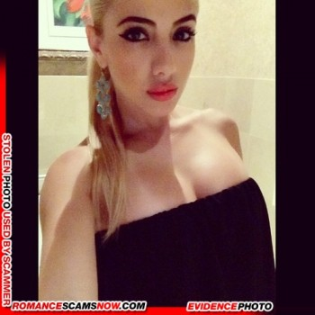 KNOW YOUR ENEMY: Valeria Orsini - Do You Know This Girl? A Favorite Of African Scammers 6