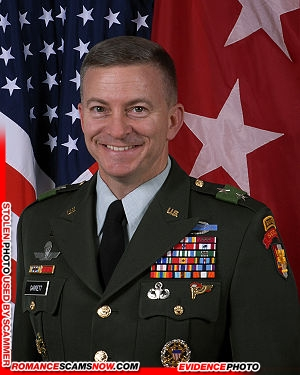 Major General William Garrett III