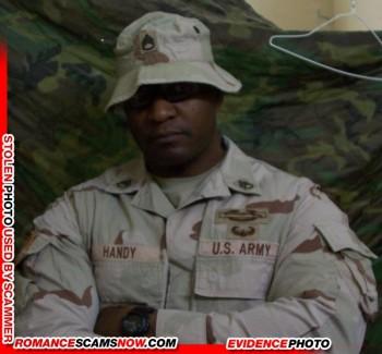 Anthony Handy U.S. Army