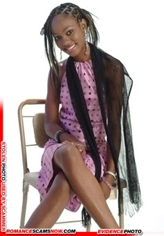 SARAH DESMOND WILLSON - sarahdesmond@live.fr - Phone 2288327858 - AKA: Kelly Desmond - of Lome (Togo)