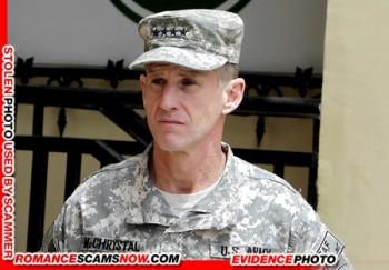 Afghanistan Stanley Milkary (is really U.S. Gen. Stanley McChrystal?)