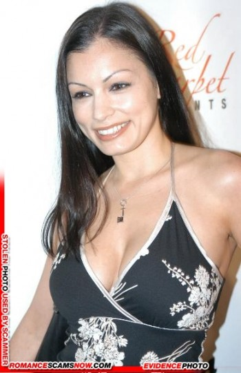 Stolen Face / Stolen Identity - Aria Giovanni: Have You Seen Her? 42