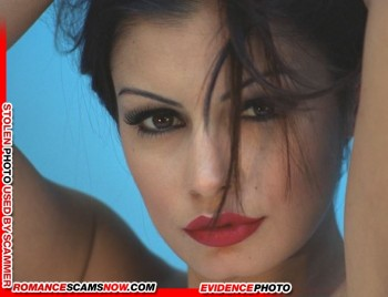 Stolen Face / Stolen Identity - Aria Giovanni: Have You Seen Her? 92