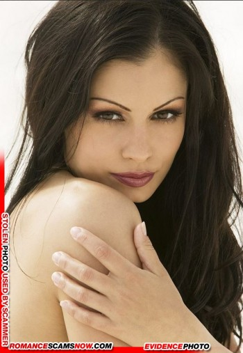 Stolen Face / Stolen Identity - Aria Giovanni: Have You Seen Her? 60