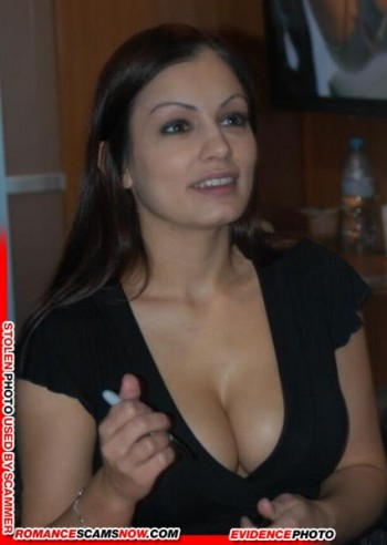 Stolen Face / Stolen Identity - Aria Giovanni: Have You Seen Her? 18