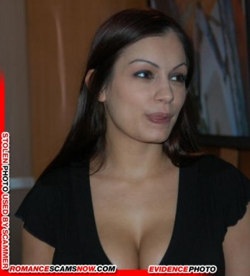Stolen Face / Stolen Identity - Aria Giovanni: Have You Seen Her? 91