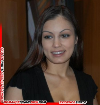 Stolen Face / Stolen Identity - Aria Giovanni: Have You Seen Her? 68