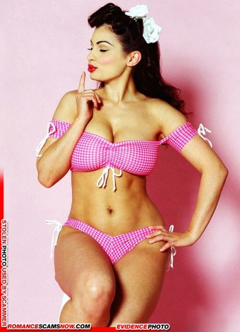 Stolen Face / Stolen Identity - Aria Giovanni: Have You Seen Her? 14