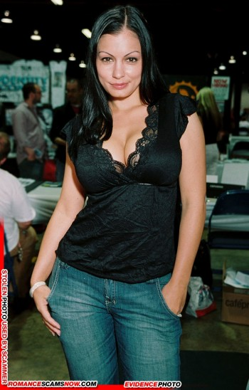 Stolen Face / Stolen Identity - Aria Giovanni: Have You Seen Her? 97