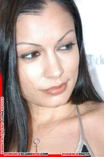Stolen Face / Stolen Identity - Aria Giovanni: Have You Seen Her? 103