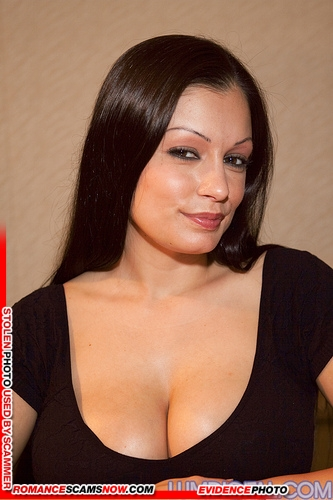 Stolen Face / Stolen Identity - Aria Giovanni: Have You Seen Her? 31