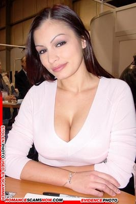 Stolen Face / Stolen Identity - Aria Giovanni: Have You Seen Her? 22