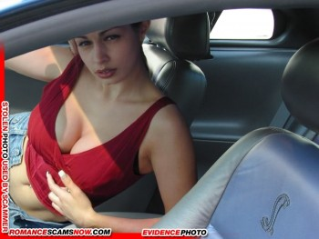 Stolen Face / Stolen Identity - Aria Giovanni: Have You Seen Her? 104