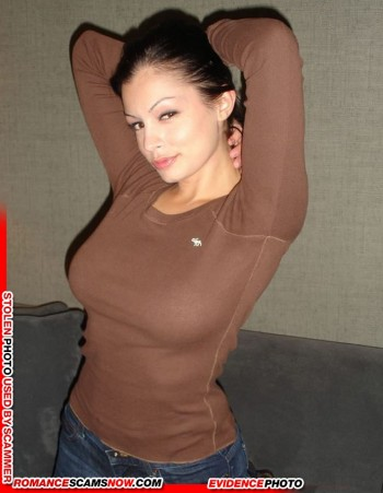 Stolen Face / Stolen Identity - Aria Giovanni: Have You Seen Her? 77