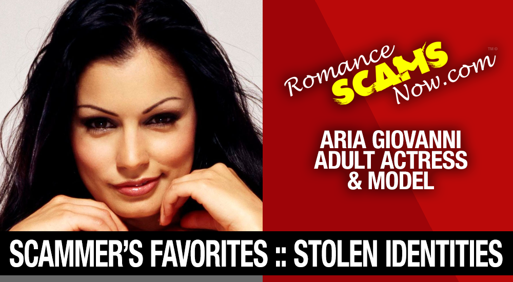 Aria Giovanni Adult Actress & Model