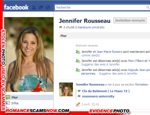 Another Fake Facebook Profile