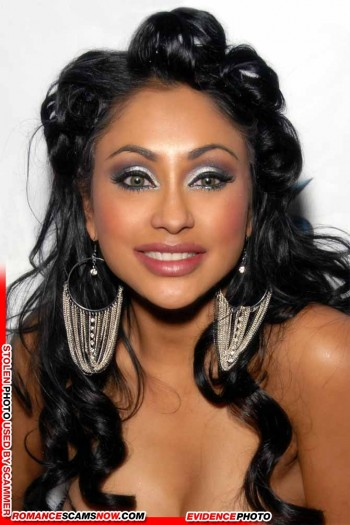 KNOW YOUR ENEMY: Priya Rai - Another Favorite Of African Scammers 8
