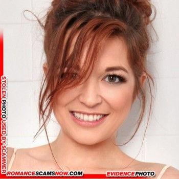 KNOW YOUR ENEMY: Tessa Fowler - A Favorite Of African Scammers 2