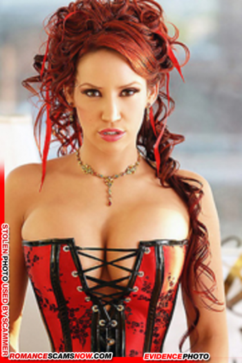KNOW YOUR ENEMY: Bianca Beauchamp - Another Favorite Of African Scammers 38