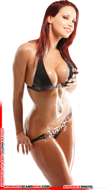 KNOW YOUR ENEMY: Bianca Beauchamp - Another Favorite Of African Scammers 7