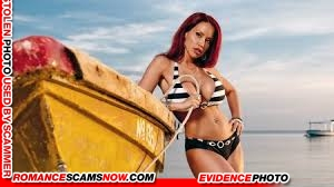 KNOW YOUR ENEMY: Bianca Beauchamp - Another Favorite Of African Scammers 43