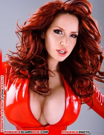 KNOW YOUR ENEMY: Bianca Beauchamp - Another Favorite Of African Scammers 9