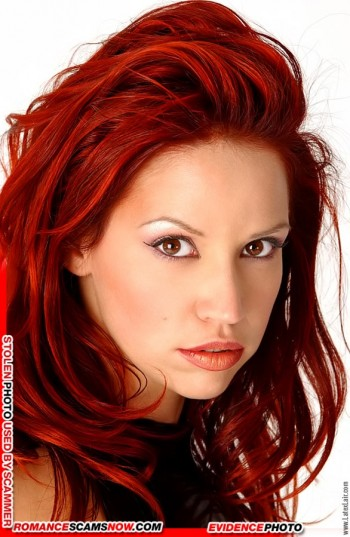 KNOW YOUR ENEMY: Bianca Beauchamp - Another Favorite Of African Scammers 5