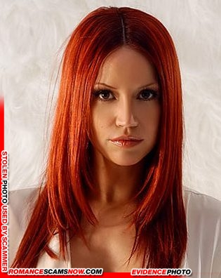KNOW YOUR ENEMY: Bianca Beauchamp - Another Favorite Of African Scammers 4