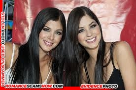 KNOW YOUR ENEMY: Mariana And Camila Davalos Twins - Favorites Of African Scammers 25