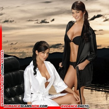 KNOW YOUR ENEMY: Mariana And Camila Davalos Twins - Favorites Of African Scammers 9