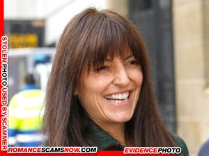 KNOW YOUR ENEMY: Davina McCall UK TV Presenter - Have You Seen Her? 35