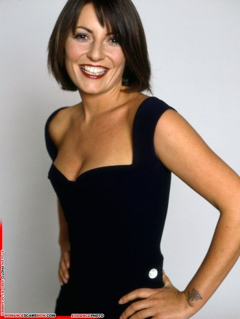 KNOW YOUR ENEMY: Davina McCall UK TV Presenter - Have You Seen Her? 25