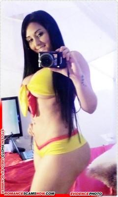 Dayana Pérez Sosa - Another Scammer Favorite - STOLEN IDENTITY 10