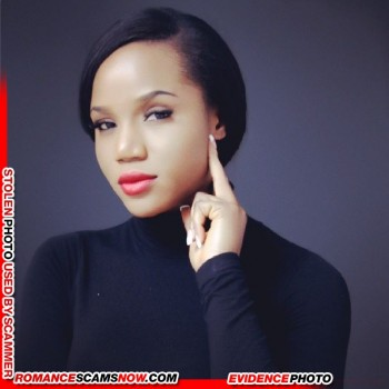 KNOW YOUR ENEMY: Maheeda - An African Scammers Favorite 23