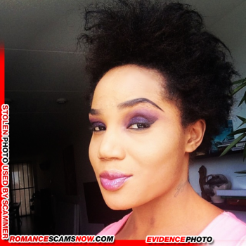 KNOW YOUR ENEMY: Maheeda - An African Scammers Favorite 33