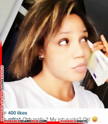 KNOW YOUR ENEMY: Maheeda - An African Scammers Favorite 46