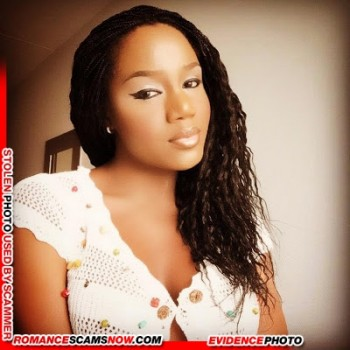 KNOW YOUR ENEMY: Maheeda - An African Scammers Favorite 9