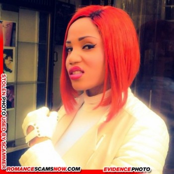 KNOW YOUR ENEMY: Maheeda - An African Scammers Favorite 11