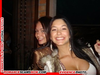 KNOW YOUR ENEMY: Mariana And Camila Davalos Twins - Favorites Of African Scammers 33