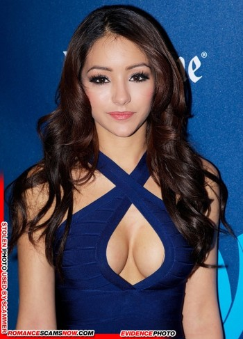 KNOW YOUR ENEMY: Melanie Iglesias - Another Favorite Of African Scammers 31
