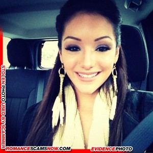 KNOW YOUR ENEMY: Melanie Iglesias - Another Favorite Of African Scammers 28