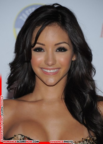 KNOW YOUR ENEMY: Melanie Iglesias - Another Favorite Of African Scammers 33