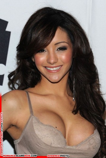 KNOW YOUR ENEMY: Melanie Iglesias - Another Favorite Of African Scammers 25