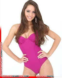 Miss Volta Redonda used as Akah Blay