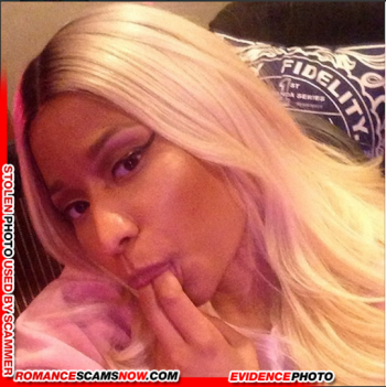 KNOW YOUR ENEMY: Nicki Minaj - Is A Favorite Of African Scammers 23