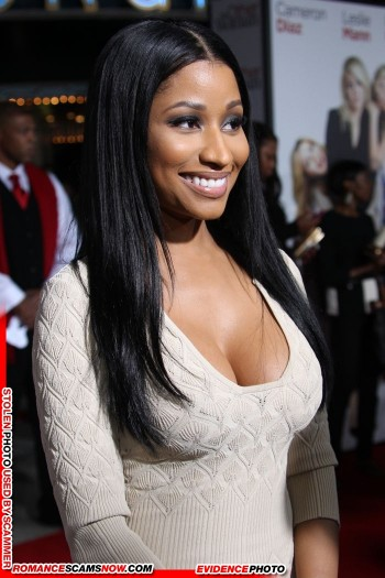 KNOW YOUR ENEMY: Nicki Minaj - Is A Favorite Of African Scammers 25